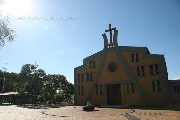 Missa em Ação de Graças pelos 82 anos da cidade, na Igreja Matriz de Santo Antônio, será hoje (25)