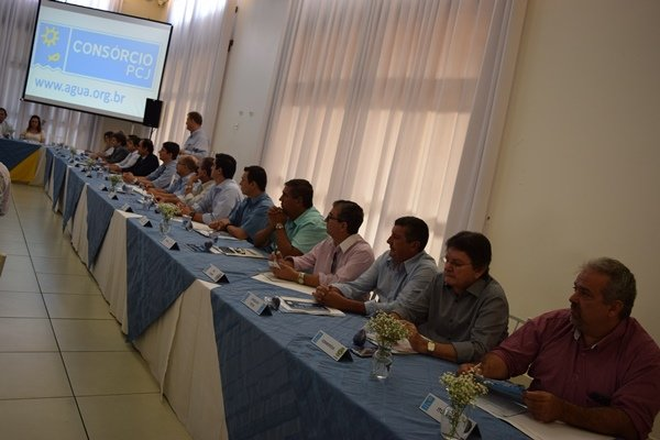 Reunião do Consórcio PCJ realizada em Nova Odessa contou com representantes de Rio Claro