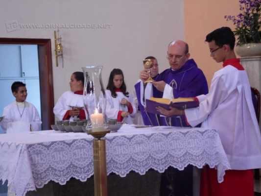 Padre Renato solicita a atenção da comunidade para que não caia nas situações envolvendo o nome da paróquia.