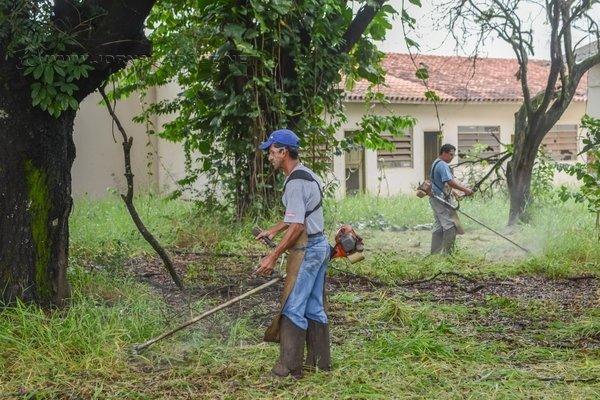 Uma megaoperação teve início na manhã de segunda-feira (6), no bairro Alto do Santana