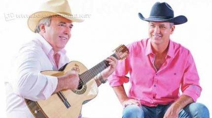 O evento será apresentado pela dupla Francisco e Fernando.