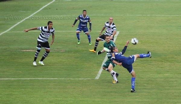 A REVANCHE: o último encontro entre o Rio Claro e o Nhô Quim aconteceu na Copa Paulista