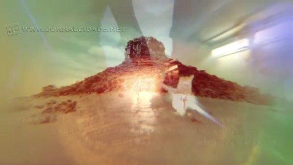Morro do Cuscuzeiro, em Analândia, é uma das imagens que compõem a abertura da nova novela