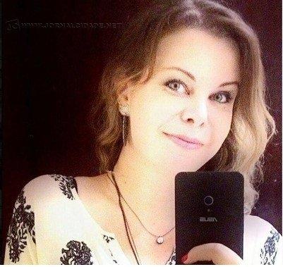 Denise, foi morta pelo chefe e amante( Foto: Reprodução/Facebook).