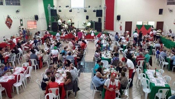 Evento reúne cantina, almoço especial, jantar e muita diversão ao público