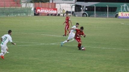 ADIANTE VELÃO!: com garra e determinação os jogadores da AEVC buscam a vitória fora de casa!