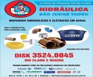 12 - HIDRAULICA SÃO JUDAS TADEU