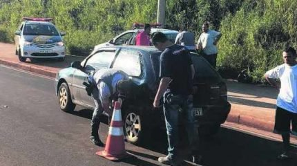 As colisões aconteceram entre o quilômetro 191 + 200 metros e 191 + 500 metros, no Distrito de Cascalho, em Cordeirópolis