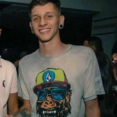 Rafael Bandeira Barbosa, de 18 anos, vítima de uma agressão na noite de sábado (29), enquanto transitava pela Avenida 29, em Rio Claro