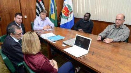 Comissão do MEC está em Rio Claro para avaliar a estrutura disponível para o funcionamento do curso. Previsão é de que as aulas comecem em 2018.
