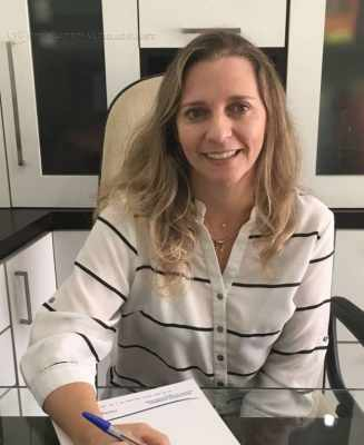 Milena Hoffmann de Magalhães é fonoaudióloga especialista em Motricidade Orofacial.
