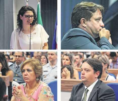 Tucana Carol Gomes lamentou permanência do partido na base aliada de Temer. Guedes também se posiciona contra a decisão