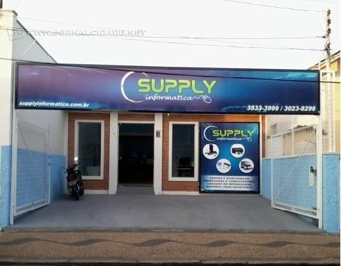A Supply informática está há 15 anos no mercado, atuando com profissionalismo, seriedade e muita competência, para oferecer os melhores serviços do mercado.
