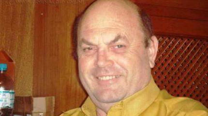 Roberto José Borotti faleceu com 67 anos