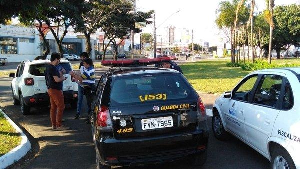 Ocorrência teve início na saída do Terminal Rodoviário de Rio Claro e foi encaminhada até a Delegacia de Polícia, onde foi finalizada