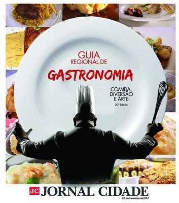 Há mais de dez anos, o Guia Regional de Gastronomia é sucesso entre os leitores