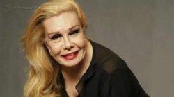 A atriz e cantora Rogéria, de 74 anos morreu na noite dessa segunda-feira, 4, vítima de outra infecção urinária (Foto: reprodução)