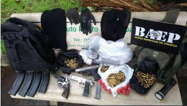 Resultado de imagem para PM mata 7 suspeitos de roubo a bancos na região de Campinas (SP)