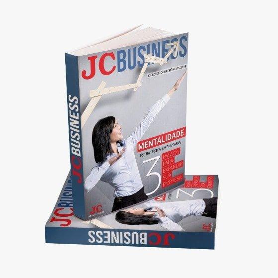 primeiro ciclo de palestras JC Business